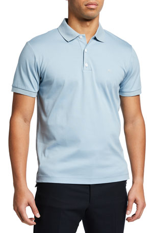 Men's Designer Polos & T-Shirts at Neiman Marcus