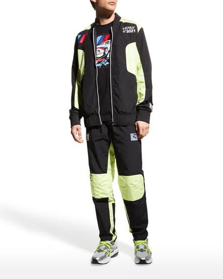 Puma Men's BMW M Motorsport Street Woven Jacket | Neiman Marcus