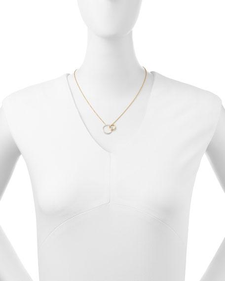 Jaipur Diamond & 18k Gold Link Necklace