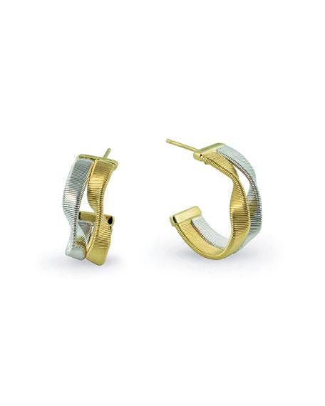 Marrakech Supreme Two-Strand Hoop Earrings