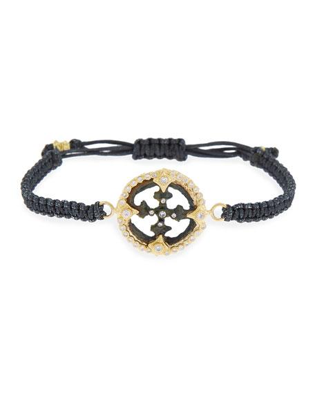 Sueño Artifact Diamond Cord Bracelet