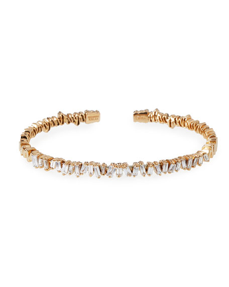 copy of bangle rose nigaam diamond bangles baguette gold cut
