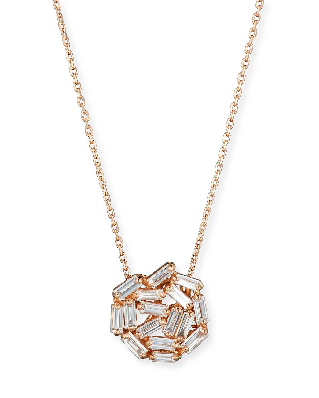 Suzanne Kalan 14k Mixed Triple-Dangle Necklace nOwtCoha8o