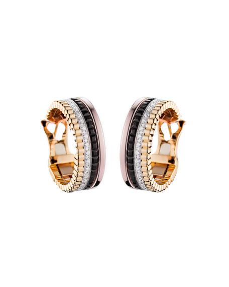 Diamond Quatre Earrings