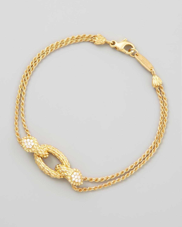 Serpent Boheme 18k Yellow Gold Small Bracelet