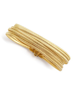 Marco Bicego Cairo 18k Seven-Strand Bracelet