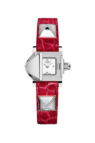 Hermès Medor Watch, 16 x 16 mm