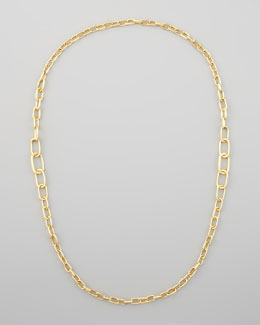 "Marco Bicego Murano 18k Convertible Single-Strand Necklace, 36""L"