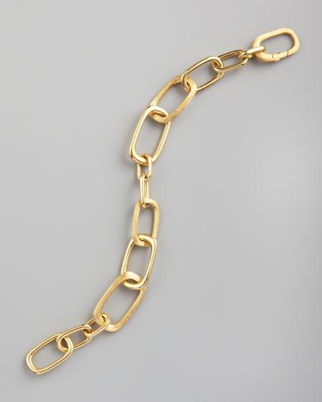 Murano 18k Polished/Brushed Bracelet