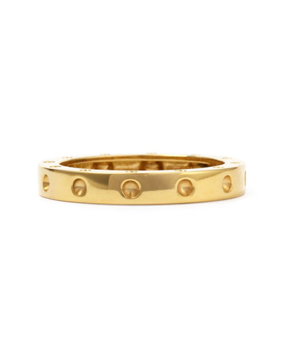 18k Pois Moi Ring, Yellow Gold