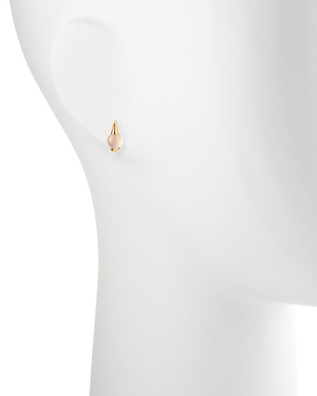 M'ama Non M'ama 18k Moonstone Earrings