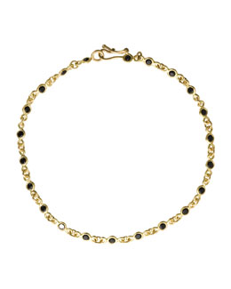 Jamie Wolf Siena Black Diamond Bracelet