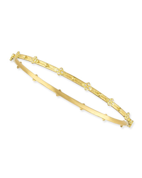 Armenta Sueno 18k Gold Diamond Cravelli Bangle