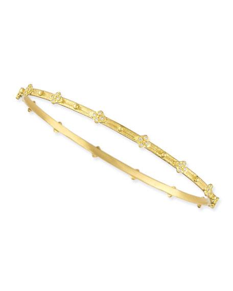 Armenta Sueno 18k Gold Diamond Cravelli Bangle