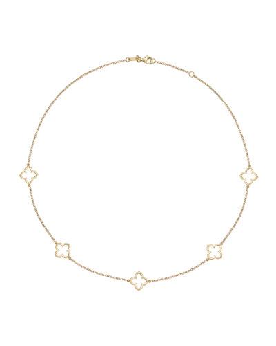 Aurora 18k Gold Necklace