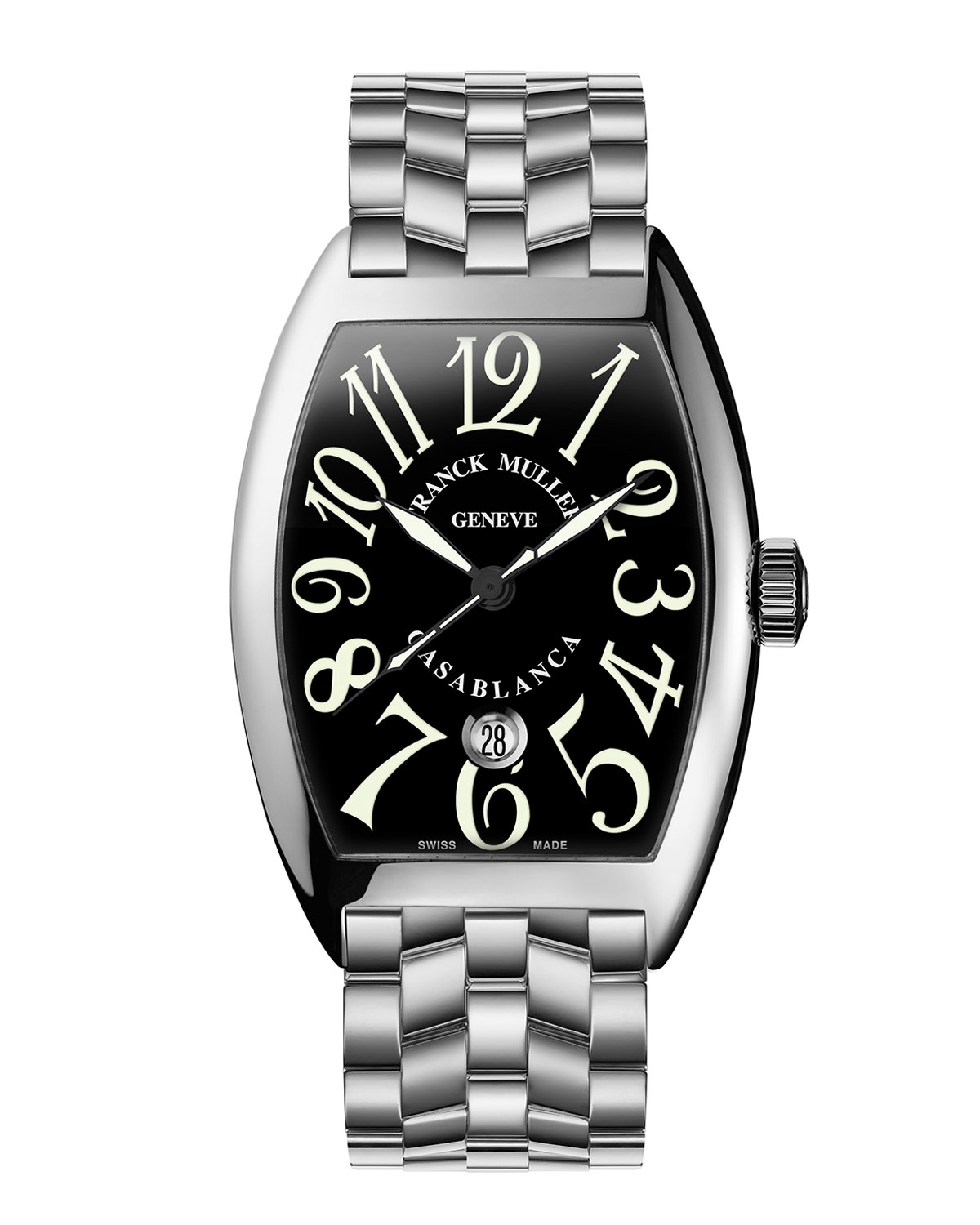 ec320c4c8fc Franck Muller Men s Automatic Casablanca Curvex Watch