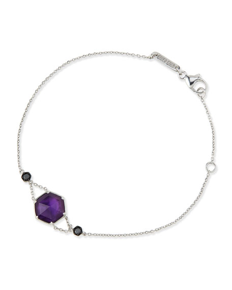 Stephen Webster Deco Haze Amethyst & Black Diamond