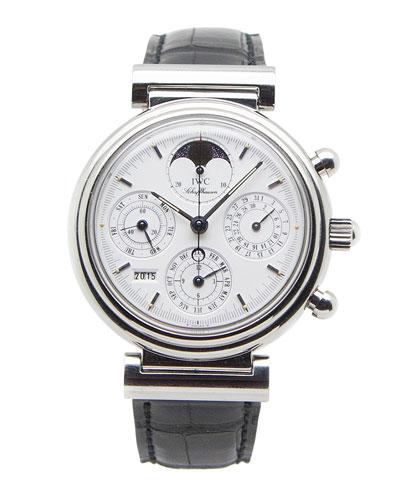 Classic IWC Leonardo da Vinci Perpetual Calendar Watch