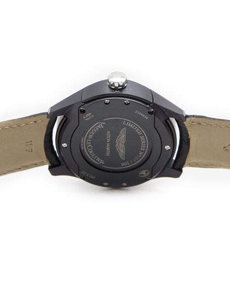 Classic Jaeger LeCoultre Aston Martin Chronograph Watch