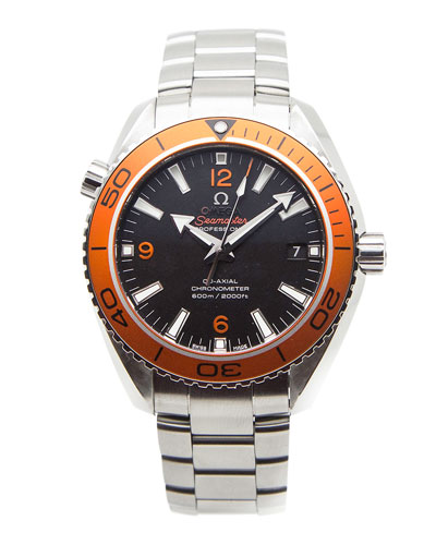 Classic Omega Seamaster Planet Ocean Watch