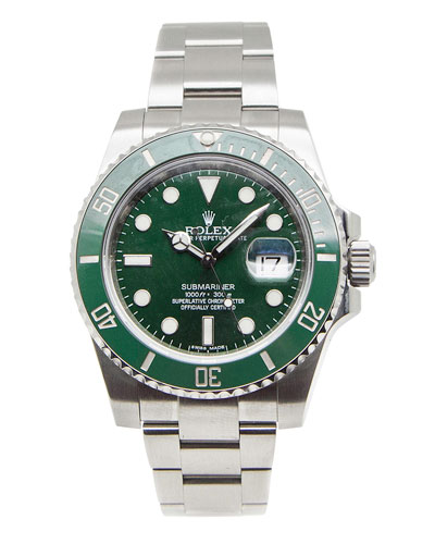 Classic Rolex Submariner LV Watch