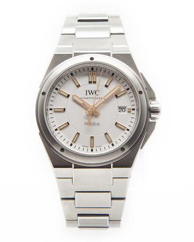 Classic IWC Ingenieur Stainless Watch