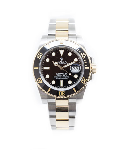 Classic Rolex Submariner Watch