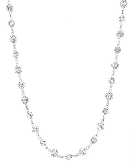 """Ultra Diamond Necklace, 18""""L"""