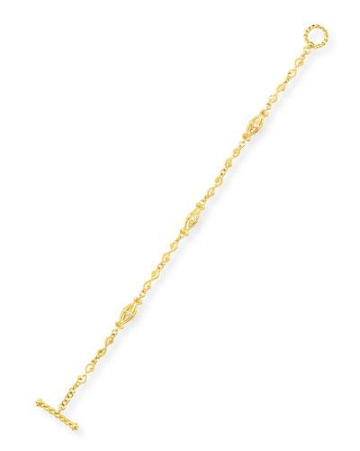 Aegean Collection Diamond Station Bracelet