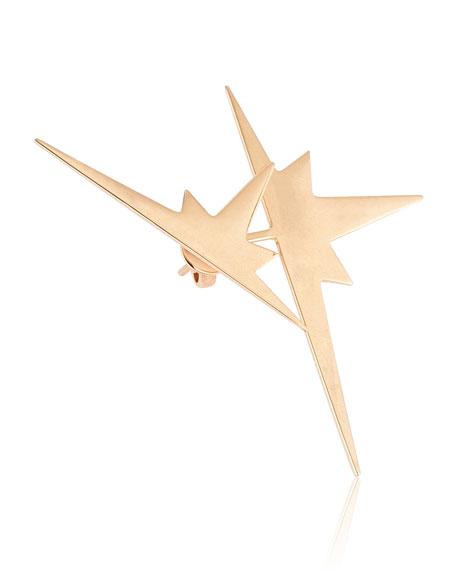 Kismet Star Asymmetric Ear Jacket