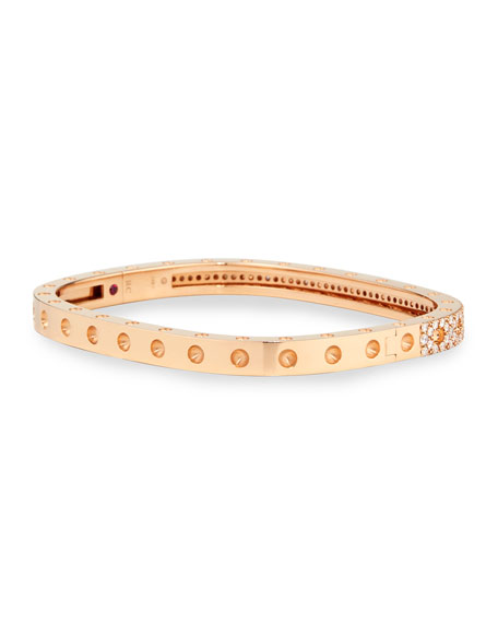 prod rose coin moi gold p bangle au pois roberto bangles diamond single row