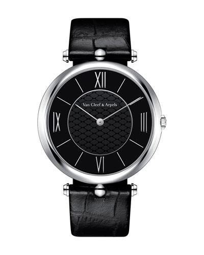 Pierre Arpels Platine Watch, 38mm