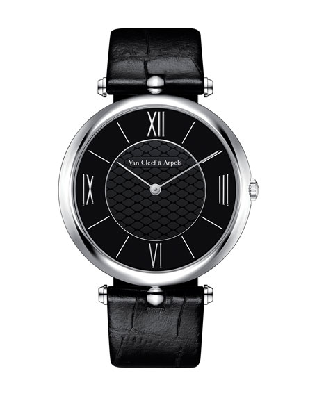 Van Cleef & Arpels Pierre Arpels Platine Watch,