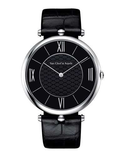 Pierre Arpels Platine Watch, 42mm