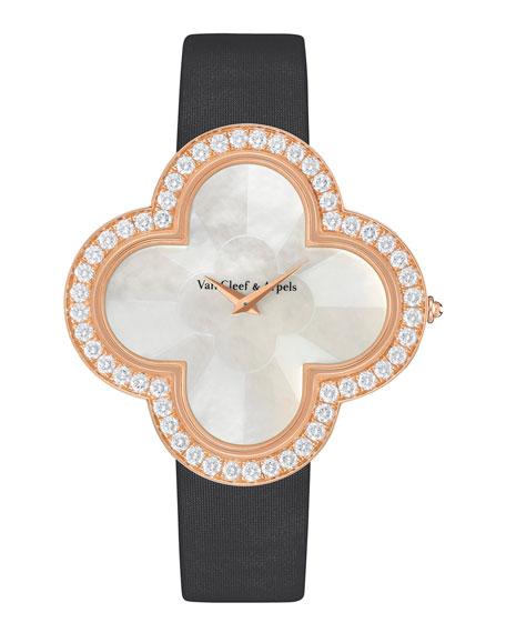 Van Cleef & Arpels Alhambra Talisman Pink Gold