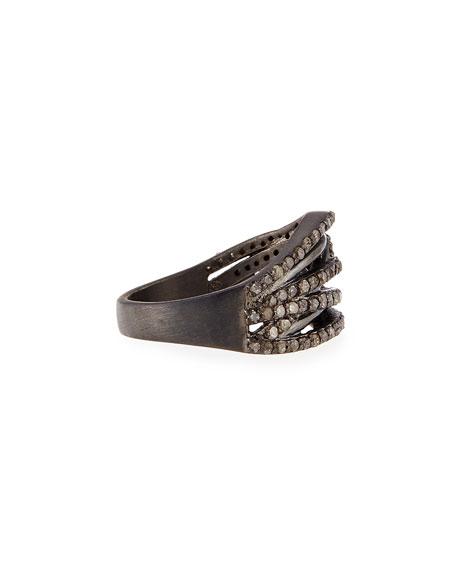 Diamond Branch Ring, Size 7