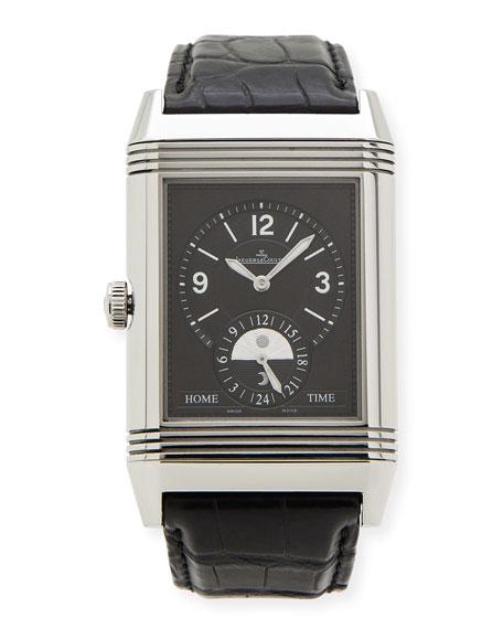 Classic Jaeger LeCoultre Unisex Grande Reverso 986 Watch