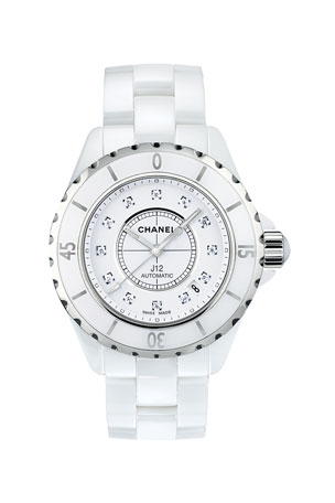 Chanel J12 Watches At Neiman Marcus