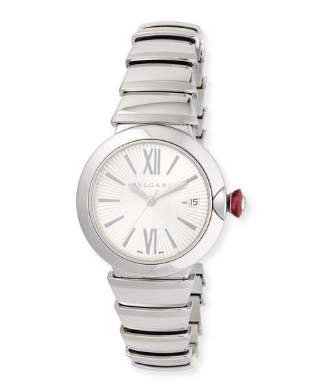 36mm LVCEA Stainless Steel Watch