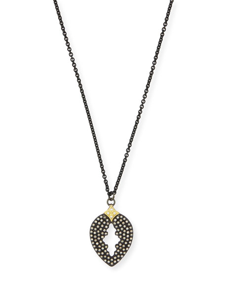 Armenta Old World Cutout Pendant Necklace