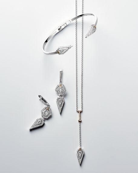 Montmartre Diamond Drop Pendant Necklace