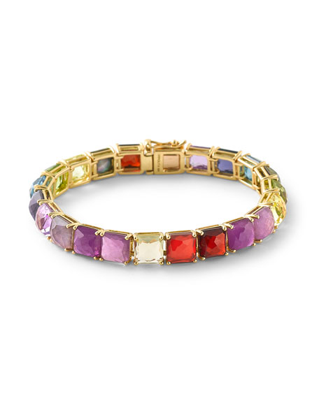 Ippolita 18K Rock Candy Tennis Bracelet in Fall