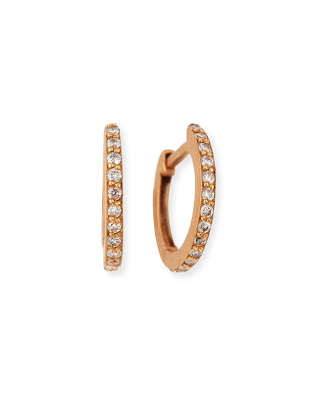 Dominique Cohen 18K Rose Gold & White Diamond