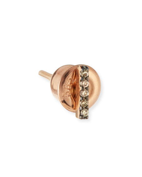 Kismet by Milka Lumiere 14K Rose Gold &