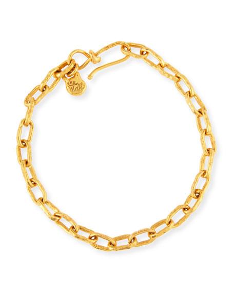 Cadene 15 22K Yellow Gold Link Bracelet