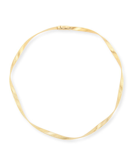 Marrakech Supreme 18k Single Strand Necklace