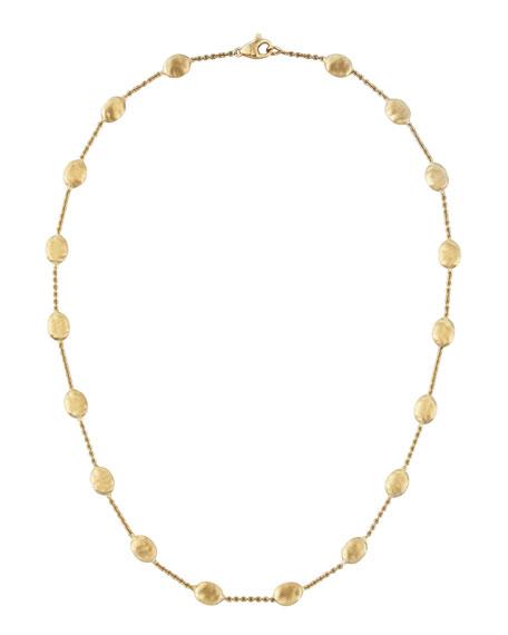 """Siviglia 18K Gold Single-Strand Necklace, 16""""L"""
