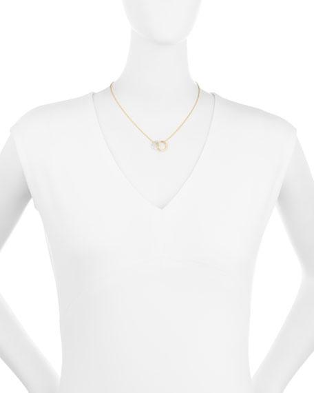 Jaipur 18K Pavé Diamond Link Necklace