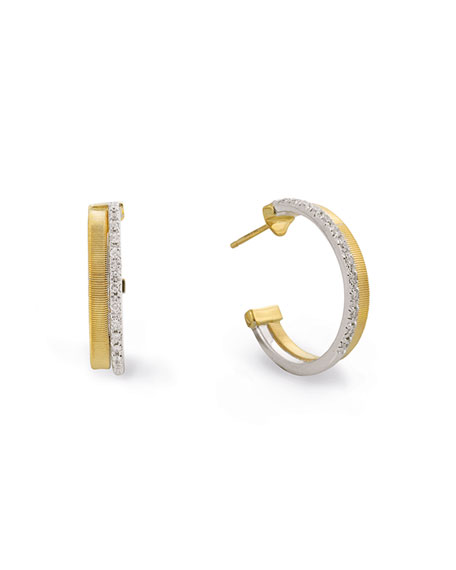 Marco Bicego Masai 18K White & Yellow Gold