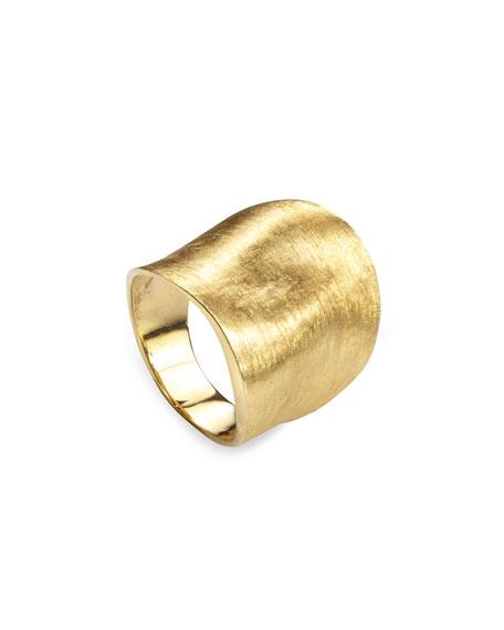 Lunaria 18K Yellow Gold Ring